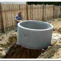 Почему бетонные кольца – это оптимальный вариант?
