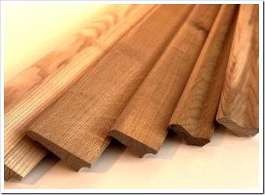 Какие ошибки могут возникнуть при выполнении монтажа деревянных плинтусов?