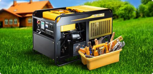 генератор для дачи