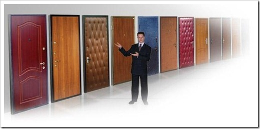 Что следует оценивать при выборе двери?