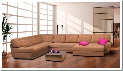 Особенности выбора мягкой мебели