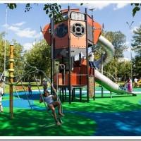 Что обязательно должно быть на детской площадке?
