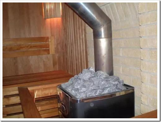 Какой материал служит для производства дымохода?