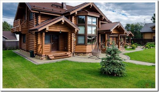 Доступные цены на деревянные дома