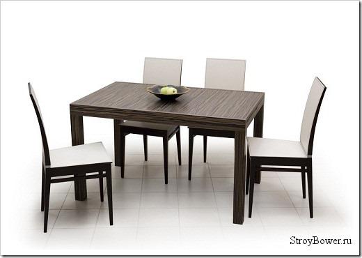 Кухонные столы: трансформеры