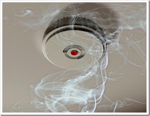 извещатель дыма