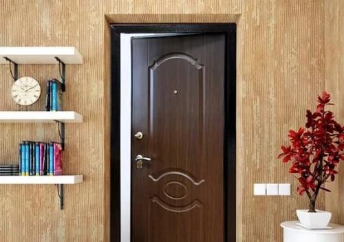 сколько стоит железная дверь с установкой в юао