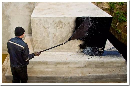 Классификация гидроизоляции для фундамента