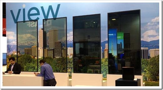 «Интеллектуальная» тонировка стекол в окнах из ПВХ
