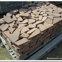 Материалы, которые потребуются для строительства фундамента на бутовом камне