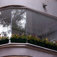 Как установить алюминиевые окна на балкон