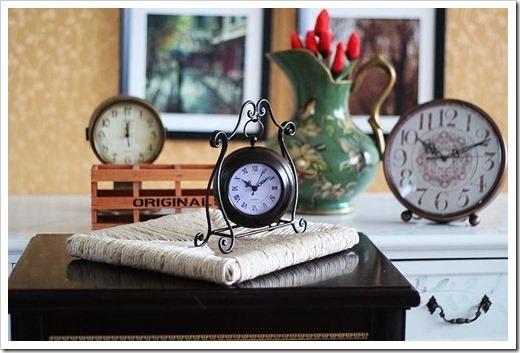 Виды настольных часов