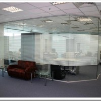 Виды и типы стеклянных перегородок