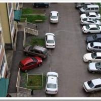 Придомовая территория принадлежит жильцам