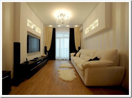 Самый доступный ремонт двухкомнатной квартиры в рублях