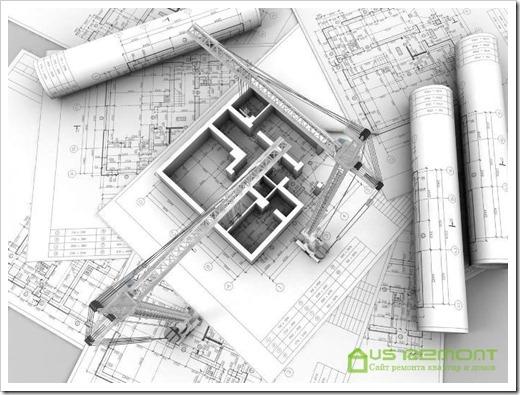 Составные стадии проектных работ