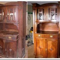 Основные техники реставрации деревянной мебели