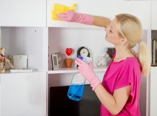 Как сделать генеральную уборку в квартире поэтапно