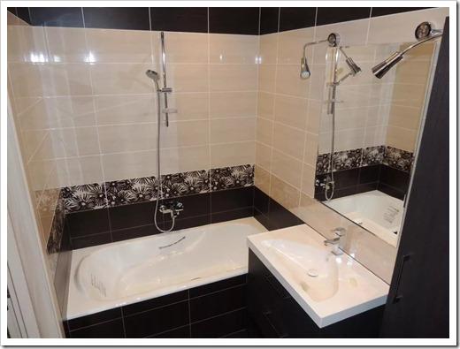 Предполагаемая стоимость косметического ремонта в ванной