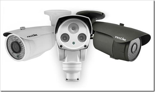 Технические аспекты используемых камер