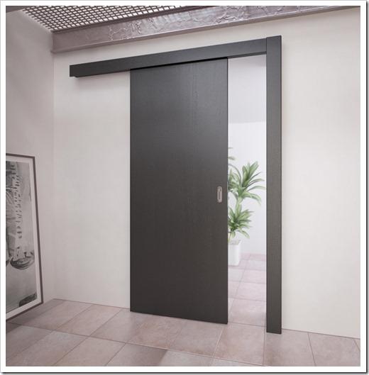 Действительно ли раздвижные двери экономят пространство?