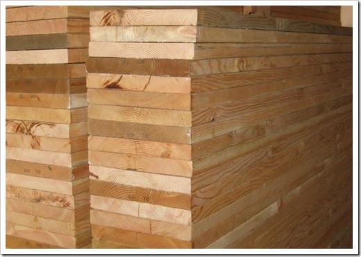 Технические превосходства лиственницы над другой древесиной