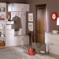 Как расставить мебель в прихожей