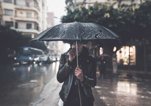 Как выбрать мужской зонт
