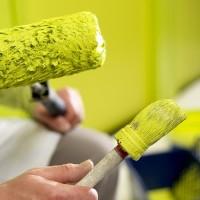 Какой краской покрасить стены