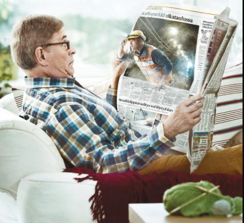 Реклама в газетах как бизнес инструмент