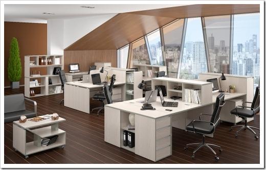 Стандартный и элитный ремонт офиса: в чём разница?