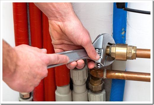 Замена и монтаж водопровода