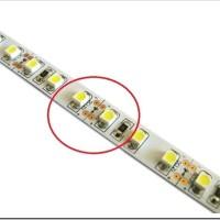 Правильное разрезание светодиодной ленты