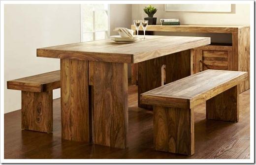 Плюсы и минусы мебели из натурального массива