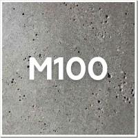 Основные характеристики бетона М100