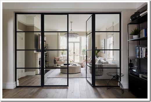 Сфера применения стеклянных дверей: где устанавливаются чаще всего?